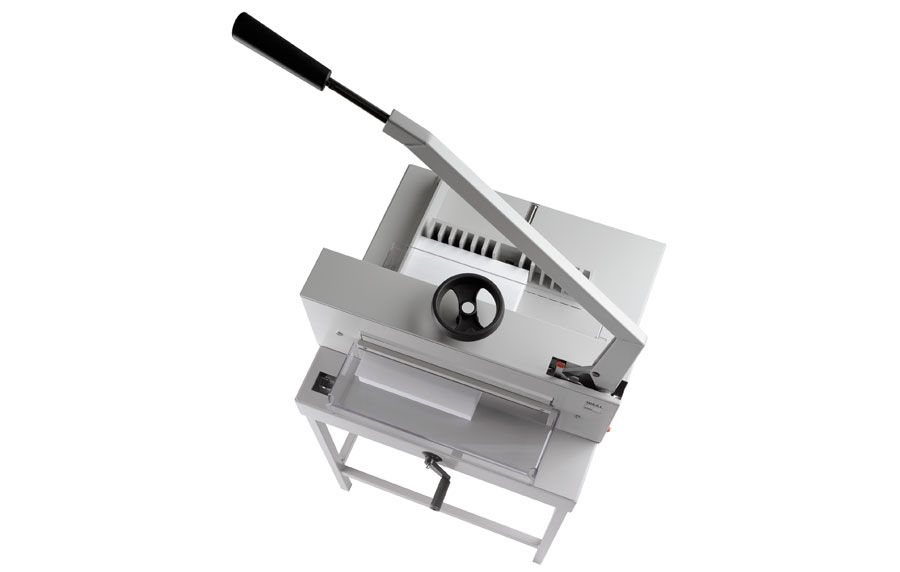 Ideal 4705 Guillotine Top View