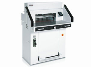Ideal 5560 Guillotine