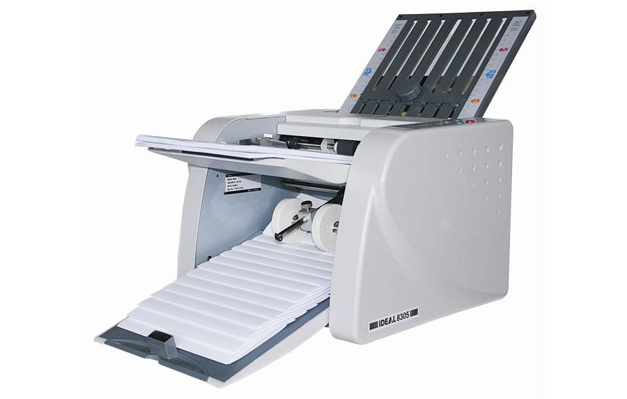 Ideal 8305 Friction Folding Machine