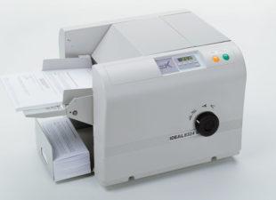 Ideal 8324 Friction Feed Folding Machine