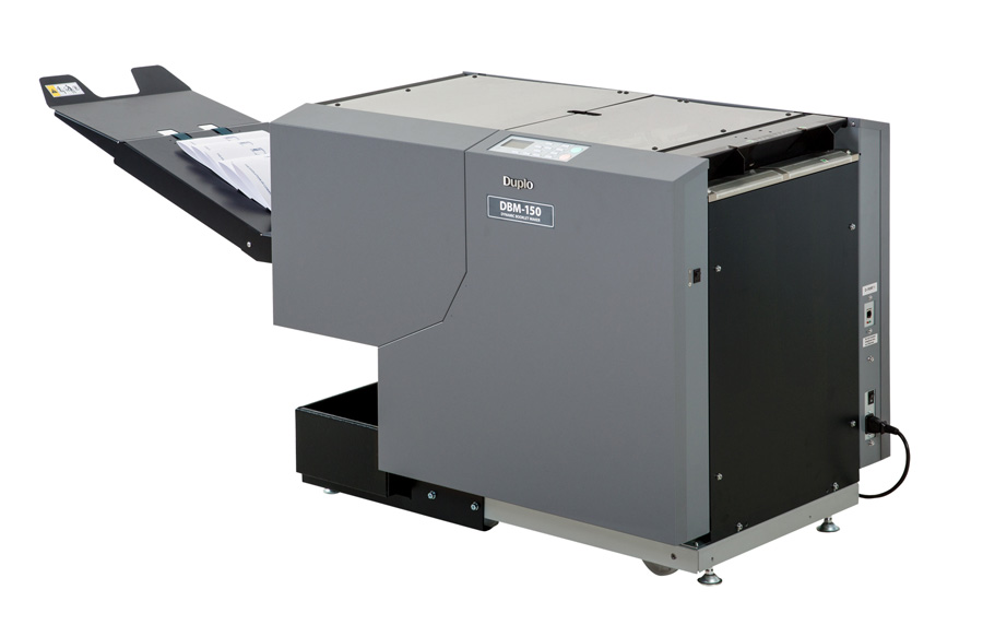 Duplo DBM150 Suction Collator and Bookletmaker