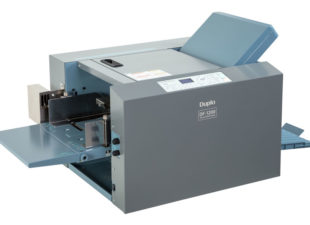 Duplo DF1200 Suction Feed Folding Machine