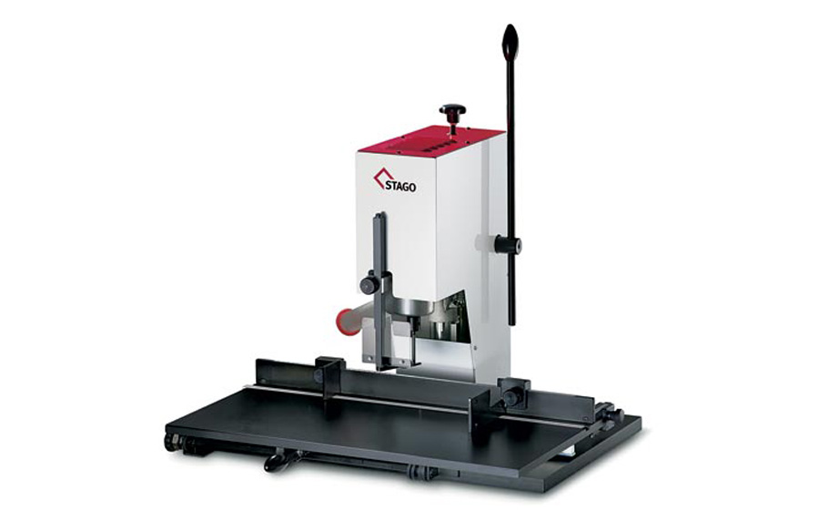 paper drill Create binders and documents with perfectly clean cuts by investing in a paper drill for your print shop or studio shop from our selection of machines today.