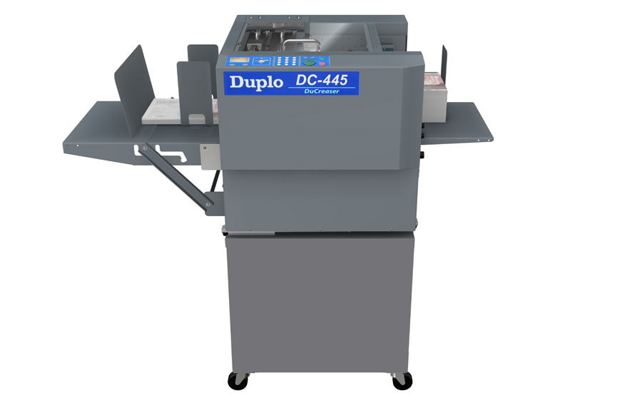 Duplo DC445 Ducreaser Front View