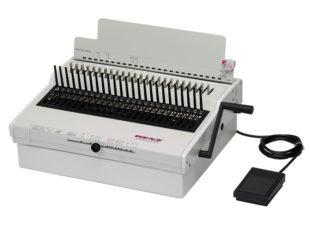 Powered Plastic Comb Binding Machines