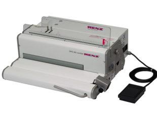 Renz SPB 360 Comfort Spiral Binding Machine