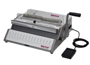 Renz SRW 360 Comfort Wire Binding Machine