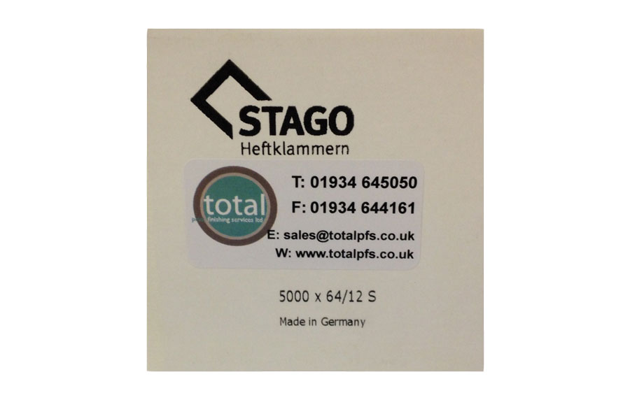 Stago 64 Gauge Staples