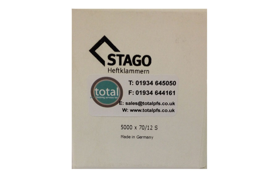 Stago 70 Gauge Staples