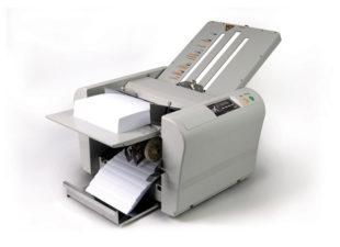 Friction Feed Folding Machines