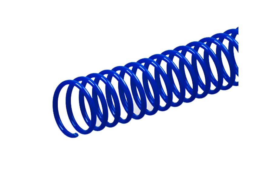 Blue Renz A4 PVC Coil