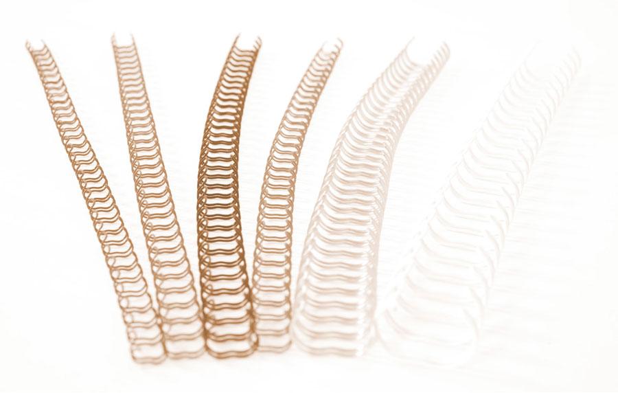 Bronze Renz Binding Wires