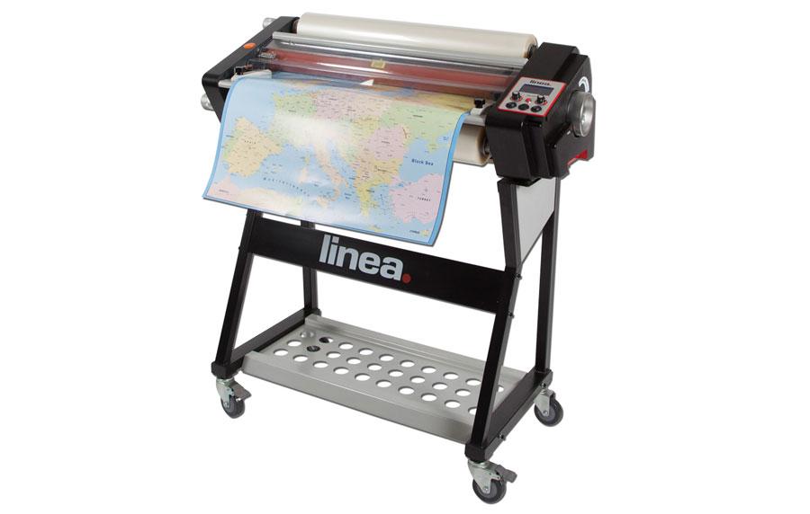 Linea DH650 A1 Roll Fed Laminator