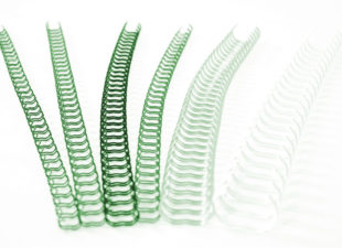 Green Renz Binding Wires