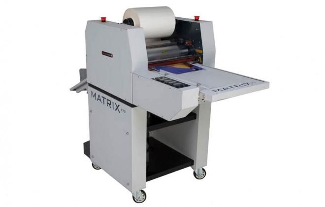Matrix M370 Single Side Laminator