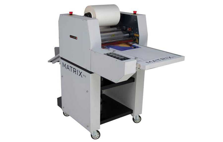 Matrix M370 Single Side Laminator