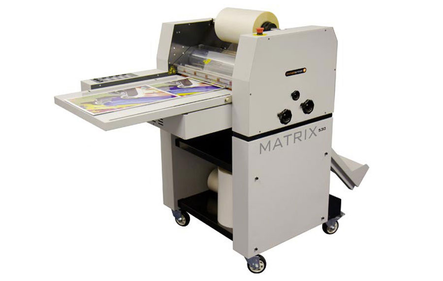 Matrix MX530 Laminator