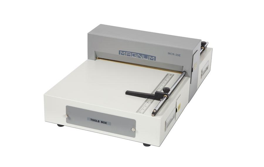 Magnum MCR35E Digital Creasing System