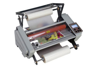 Matrix MD460 Single Side Laminator