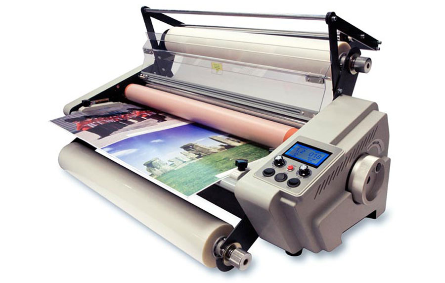 Matrix MD650 Single Side Laminator