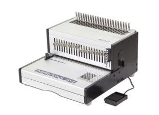 Magnum MEC21 Plastic Comb Binding Machine
