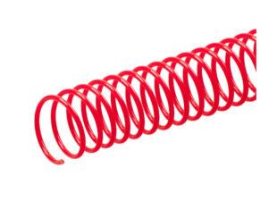 Red Renz A4 PVC Coil