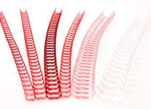 Red Renz Binding Wires