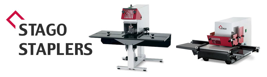 Stago Staplers Stocked by Total PFS