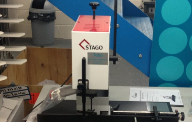 Refurbished Stago PB1010 Fixed Table Drill