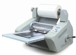 GMP Exceltopic-380 Sleeking Laminator from Total PFS