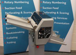 Morgana FRN rotary numbering machine