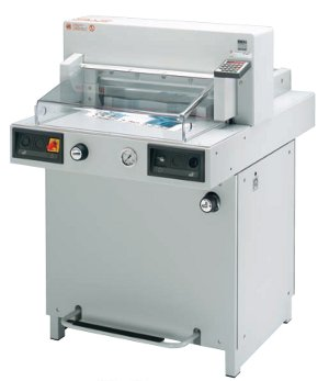 ideal 5221-05 guillotine fully refubished by total pfs