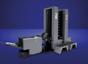 Suction Feed Collating and Bookletmaking
